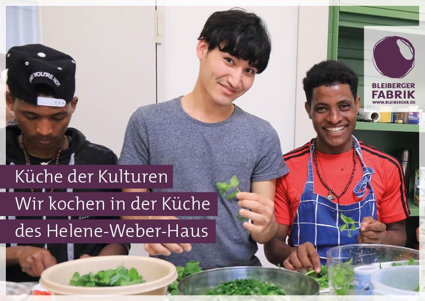 küche der kulturen – westparkviertel aachen